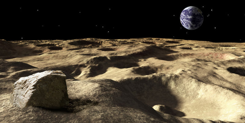 Moon Visits